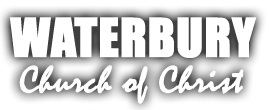 Waterbury Church of Christ Logo